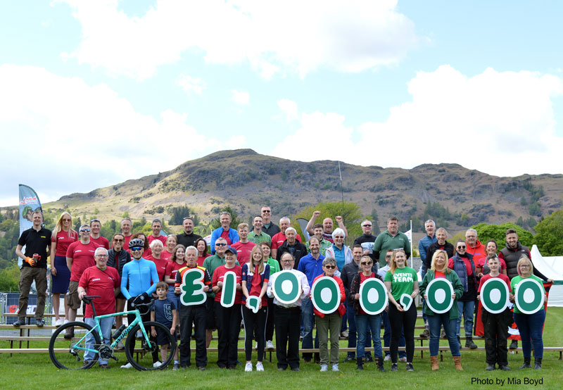 one million for macmillan
