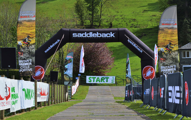 Fred Whitton Challenge Charity total for 2019