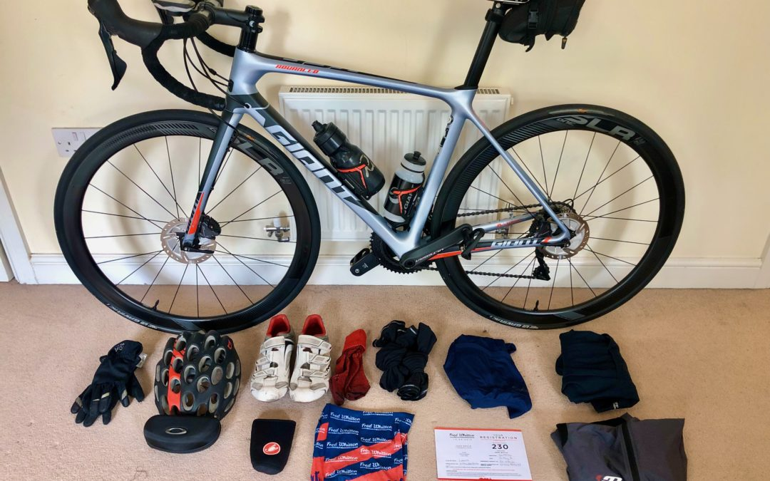 Packing for The Saddleback Fred Whitton Challenge (or any other 100+ mile mission)